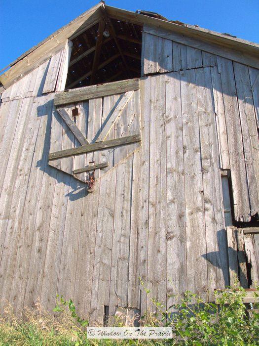 Old Barn « Window On The Prairie