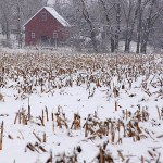 Snow On The Prairie