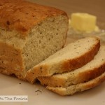 Easy No-Knead Herb Bread