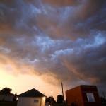 Storm Clouds Rollin' In
