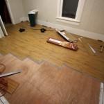 New Bedroom Flooring