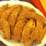 Cornflake Chicken Strips RECIPE