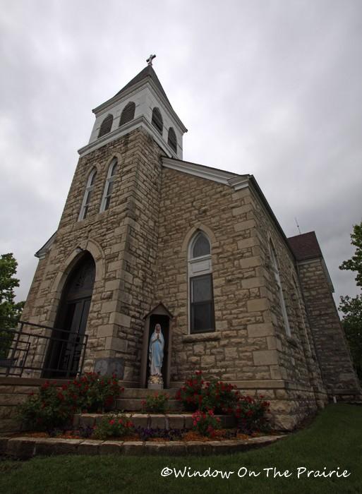 Holy Family Catholic Church, Alma, KS