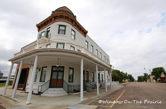 Weaver Hotel, Waterville, KS